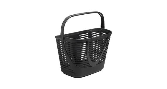 KlickFix Lamello Koszyk rowerowy Mini czarny